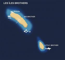 Les iles Brothers